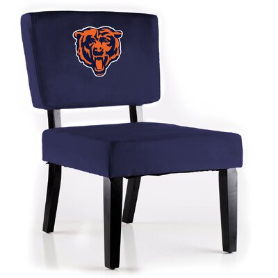 NFL Side Chair NFL Team: Chicago Bears