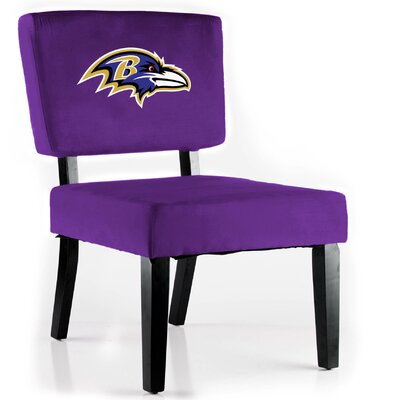 NFL Side Chair NFL Team: Baltimore Ravens