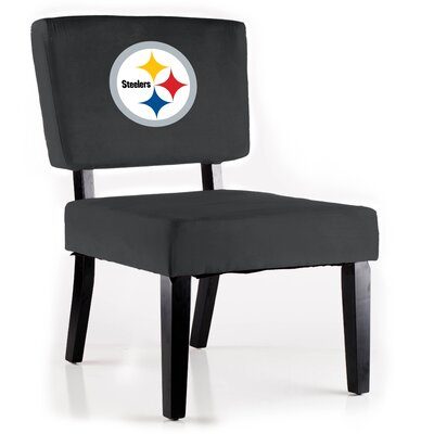NFL Side Chair NFL Team: Pittsburg Steelers