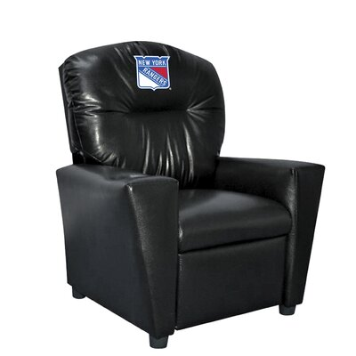 NHL Recliner NHL Team: New York Rangers