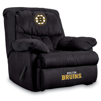 NFL Home Team Manual Recliner NHL Team: Boston Bruins