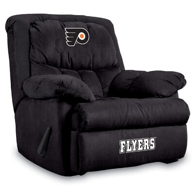 NFL Home Team Manual Recliner NHL Team: Philadelphia Flyers