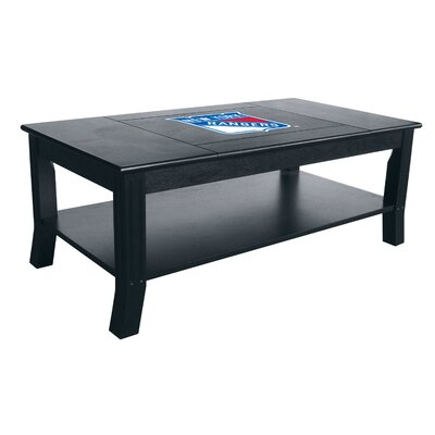NHL Coffee Table NHL Team: New York Rangers