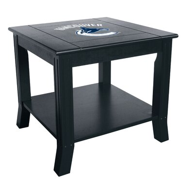 NHL End Table NHL Team: Vancouver Canucks