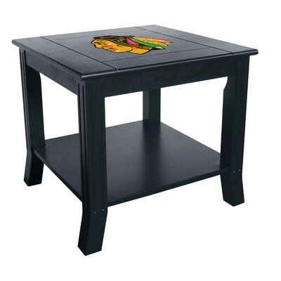 NHL End Table NHL Team: Chicago Blackhawks