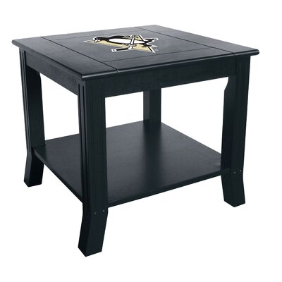 NHL End Table NHL Team: Pittsburgh Penguins