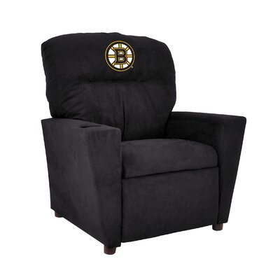 NHL Kids Recliner with Cup Holder 406-4102