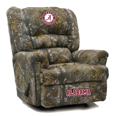 Big Daddy Recliner College Team: University of Alabama