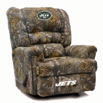 Big Daddy Recliner NFL Team: New York Jets