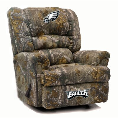 Big Daddy Recliner NFL Team: Philadelphia Eagles