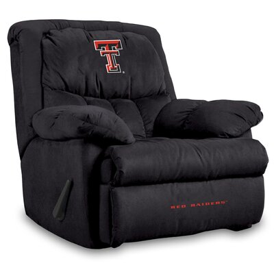 NCAA Home Team Recliner NCAA Team: Texas Tech