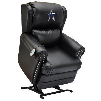 Football Power Lift Assist Recliner NFL Team: Dallas Cowboys