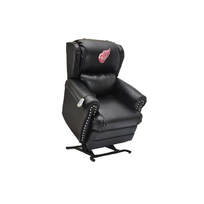 Hockey Power Lift Assist Recliner NHL Team: Detroit Red Wings�