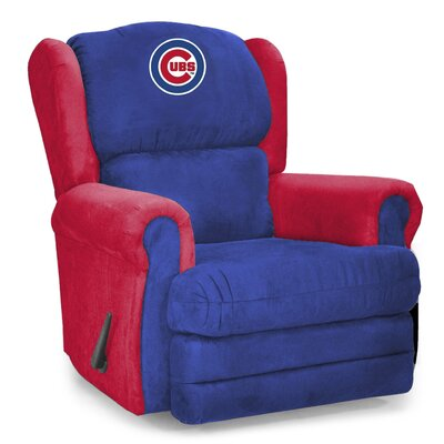 Coach Recliner MLB Team: Chicago Cubs
