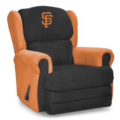 Coach Recliner MLB Team: San Francisco Giants