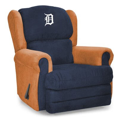 Coach Recliner MLB Team: Detroit Tigers