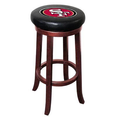 NFL 30 Bar Stool NFL: San Francisco 49Ers