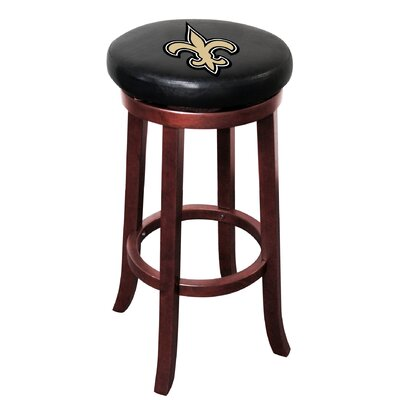 NFL 30 Bar Stool NFL: New Orleans Saints