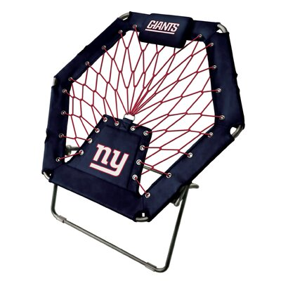 Premium Bungee Side Chair NFL Team: New York Giants
