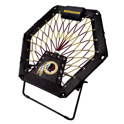 Premium Bungee Side Chair NFL Team: Washington Redskins