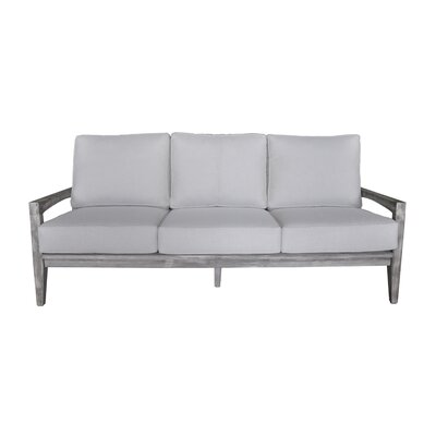 Jessica Casual Outdoor 3 Seater Sofa with Cushions