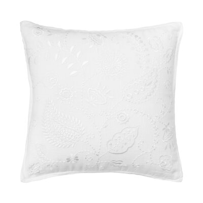 Amery Paisley 100% Cotton Throw Pillow