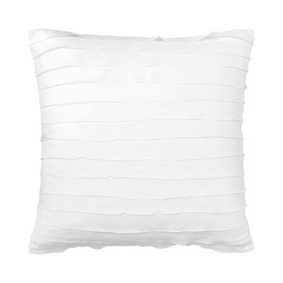 Amery Tiered 100% Linen Throw Pillow