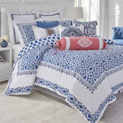 Walters Duvet Cover Size: King