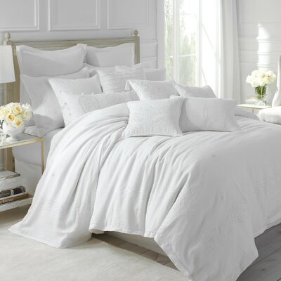 Amery Duvet Cover Size: King