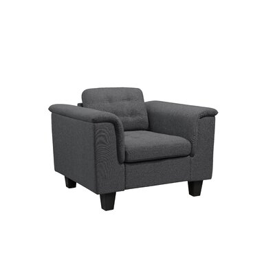 Kinnect Lexington Armchair Upholstery: Slate