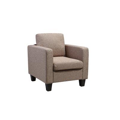 Kinnect Park Armchair Upholstery: Sand