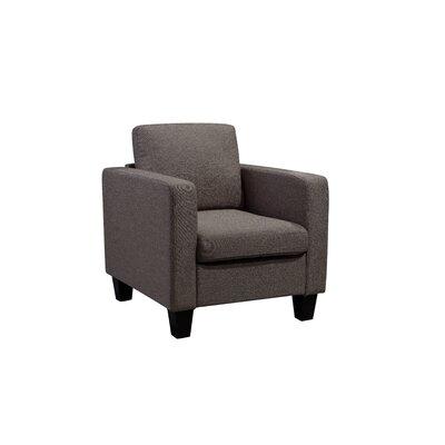 Kinnect Park Armchair Upholstery: Bark