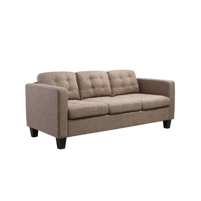 Kinnect Madison Sofa Upholstery: Sand