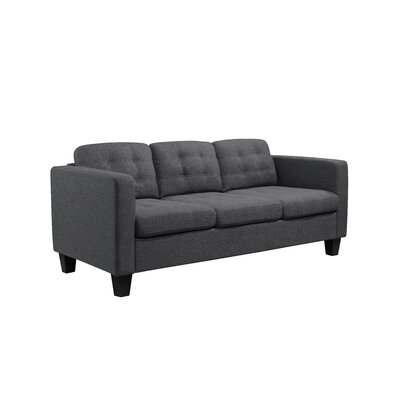 Kinnect Madison Sofa Upholstery: Slate