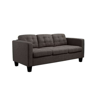 Kinnect Madison Sofa Upholstery: Bark