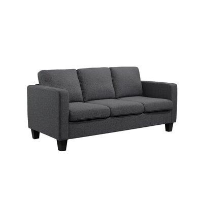 Kinnect Park Sofa Upholstery: Slate
