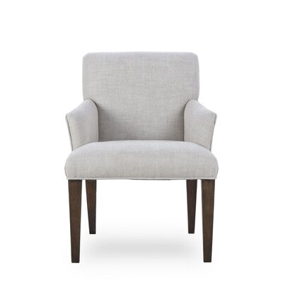Aaron Armchair Upholstery: Fabric Neighbor Charcoal