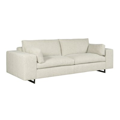 Ian Sofa Upholstery: Vadit Dark Gray