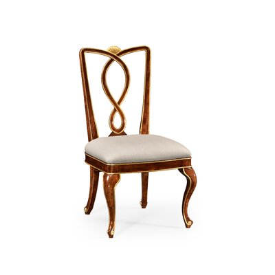 Dining Chair Color: Mahogany Brown