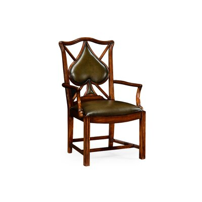 Serpentine Upholstered Dining Chair