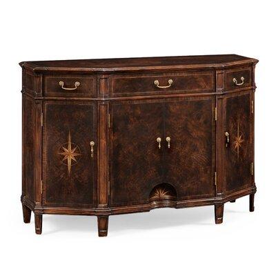 Side 4 Door Accent Cabinet 493190-ACW
