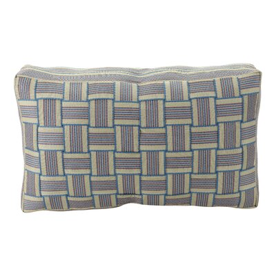 Averill Strap Outdoor Lumbar Pillow