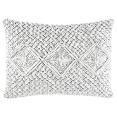 Fairwater 100% Cotton Throw Pillow