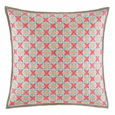 Cresthaven 100% Cotton Throw Pillow