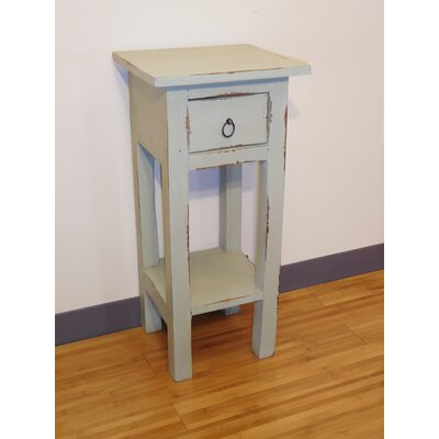 Elle End Table Finish: Cr�me De Menthe