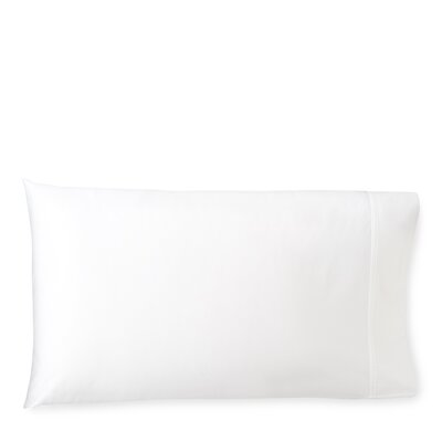 Spencer Solid Pillow Case Size: Standard/Twin, Color: White
