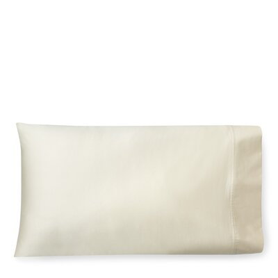 Spencer Solid Pillow Case Size: King, Color: Flax