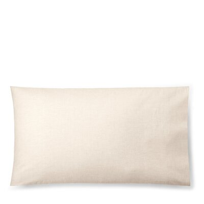 Graydon Melange Pillow Case Size: Standard/Twin, Color: Dune