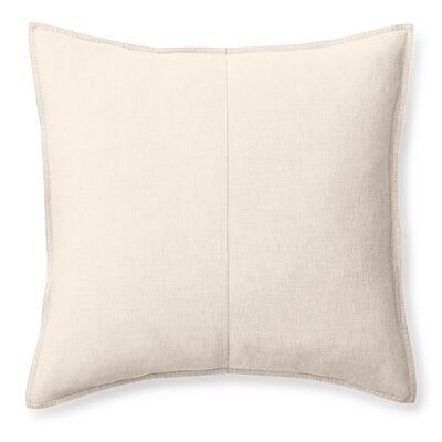 Graydon Cotton Throw Pillow Color: Dune