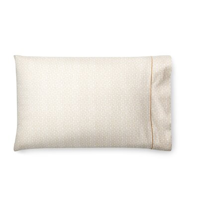 Spencer Basketweave Pillow Case Size: Standard/Twin, Color: Wheat